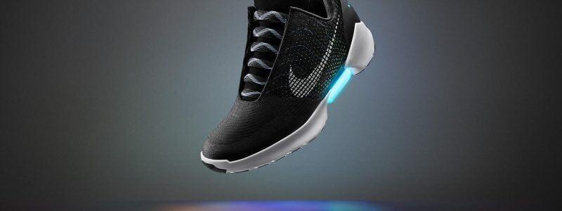 Como é feita a tecnologia do tênis da Nike que se amarra sozinho?