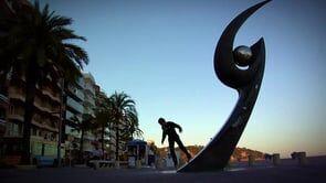 A regeneração do skate