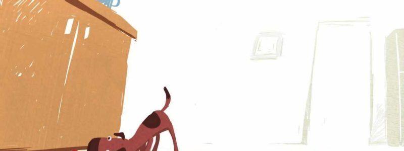 Animação – Cachorro e seu Jantar