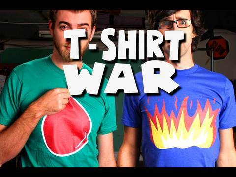 animacao – T-shirt War