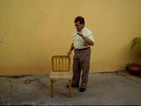 Cadeira portatil