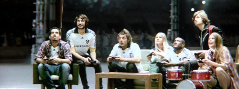 Comercial FIFA 11