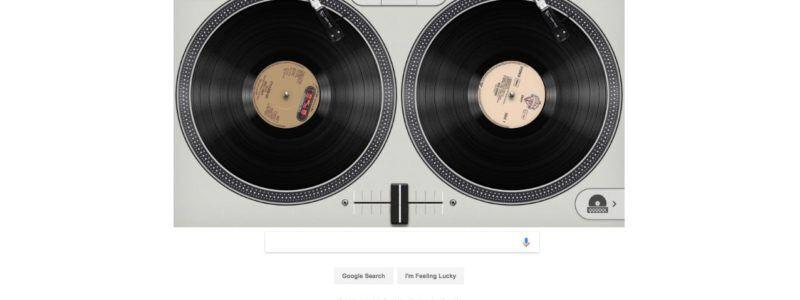 Google deixa você atacar de deejay na comemoração do 44º aniversário do nascimento do Hip Hop