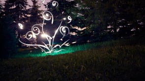 Stop motion – Freezelight Magic Forest