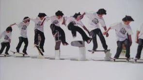 Stop Motion: Skateboardanimation